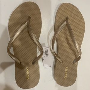 Old Navy Beige Sandals